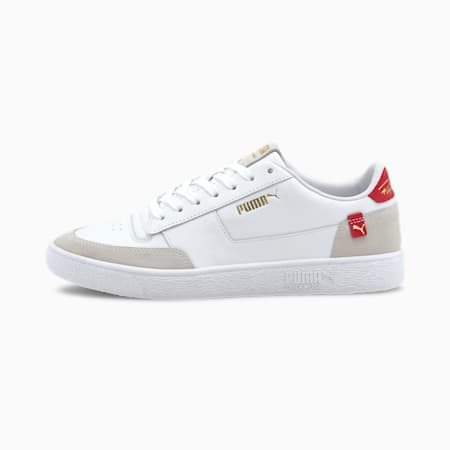 Ralph Sampson MC Clean Sneakers, P Wht-High Risk Red-P Wht, small-IND