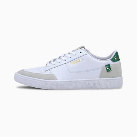 Ralph Sampson MC Clean Trainers, P White-Amazon Green-P White, small