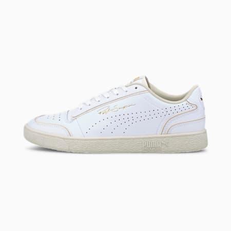 Zapatillas Ralph Sampson Lo Perforated Outline, Puma White-Whisper White, small