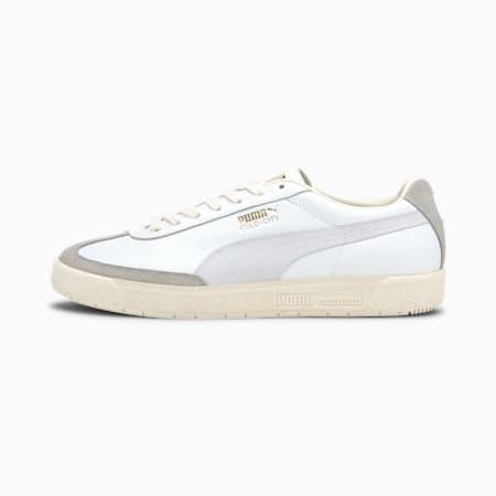Oslo-City Luxe Sneaker, Puma White-Gray Violet, small