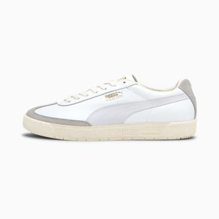 Oslo-City Luxe Trainers, Puma White-Gray Violet, small
