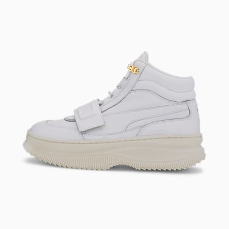 Deva Damen Sneaker, Puma White-Marshmallow, small