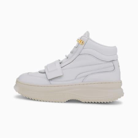 DEVA Women's Boots, Puma White-Marshmallow, small