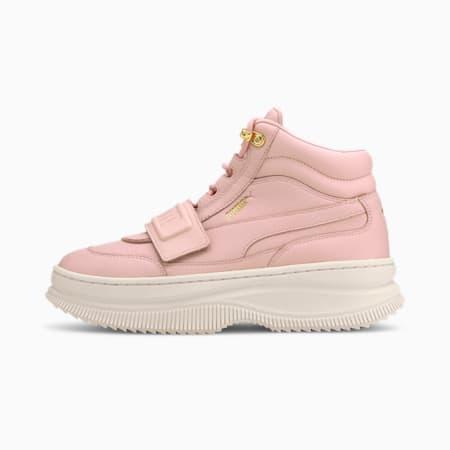 DEVA Women's Boots, Peachskin-Marshmallow, small