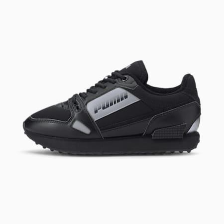 Mile Rider Bright Peaks Sneaker, Puma Black, small