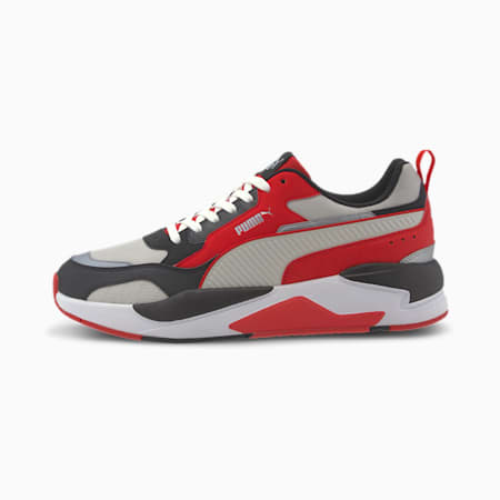 Basket X-Ray 2 Square PACK, Hi Risk Red-Gray Violet-Blk, small