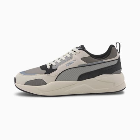 X-Ray 2 Square PACK Trainers, Whisp Wht-Lmstone-Sl Gry-Blk, small-SEA