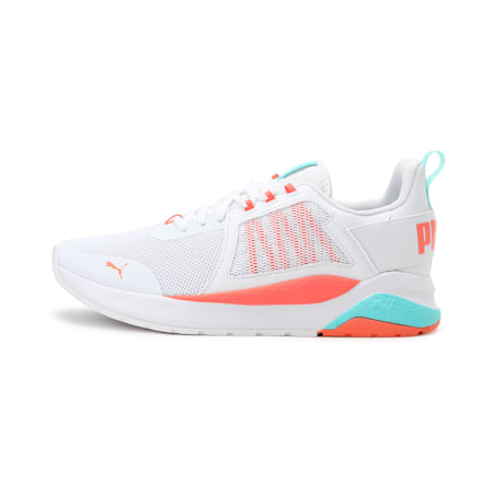 Anzarun XT SoftFoam+ CMEVA Shoes, Puma White-Fusion Coral, small-IND
