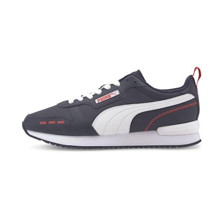 PUMA R78 Unisex Sneakers, Peacoat-Puma White, small-IND