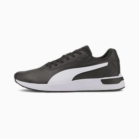 Taper IMEVA Shoes, Puma Black-Puma White-Black, small-IND