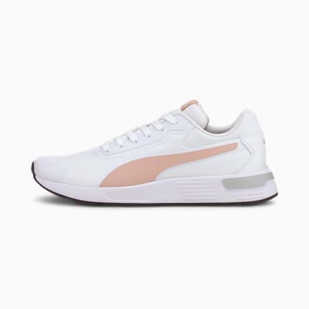 Taper IMEVA Shoes, White-Peachskin-Gray Violet, small-IND