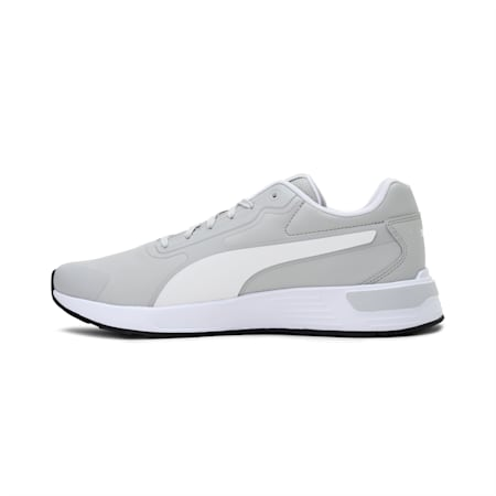 Taper IMEVA Shoes, Gray Violet-Puma White-Black, small-IND