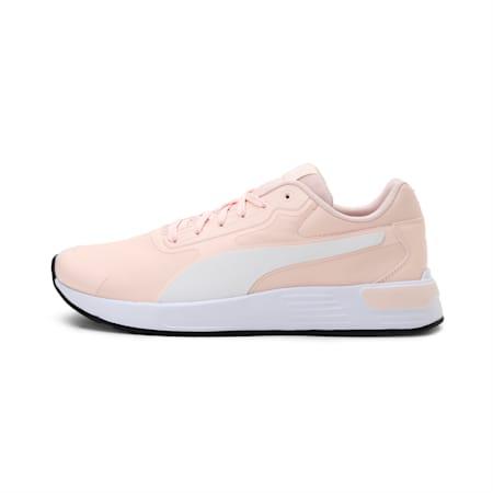 Taper IMEVA Shoes, Cloud Pink-Puma White-Black, small-IND