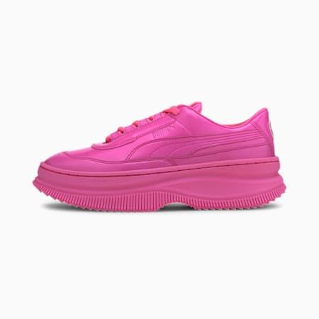 DEVA Pretty Pink Women's Sneakers, Luminous Pink, small-SEA