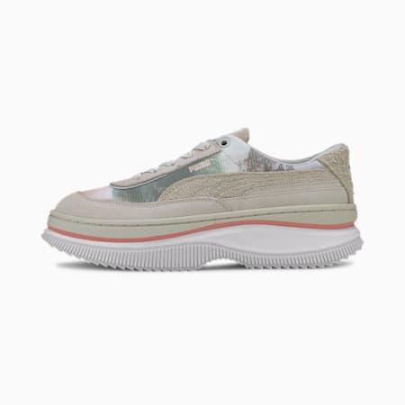 DEVA Super Natural Women's Sneakers, Vaporous Gray-Puma White, small
