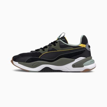 RS-2K Futura Sneaker, Puma Black-Thyme, small