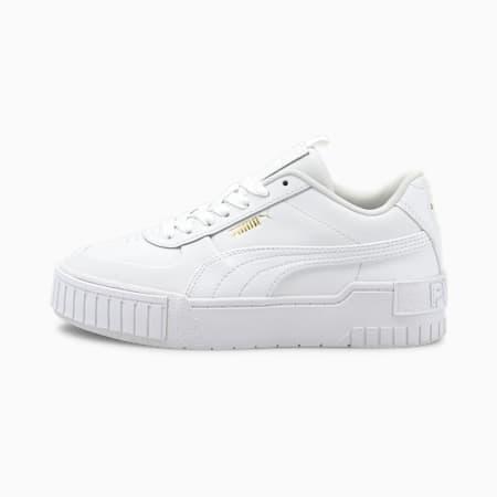 Cali Sport Jugend Sneaker, Puma White-Puma White, small