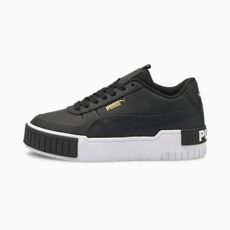 Cali Sport Jugend Sneaker, Puma Black-Puma White, small