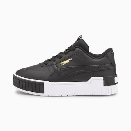Cali Sports sneakers kinderen, Puma Black-Puma White, small