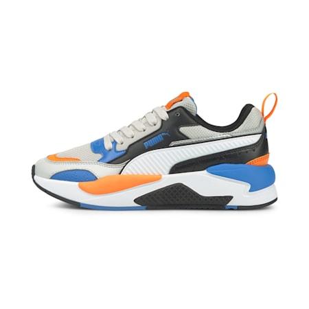 X-Ray 2 Square SoftFoam+ Kid's Shoes, Gray Violet-Puma White-Puma Black-Nebulas Blue, small-IND