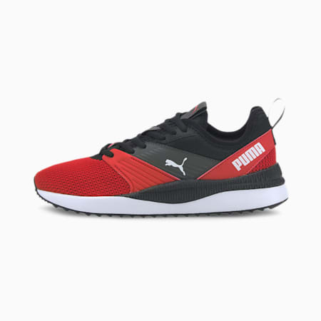 Pacer Next FFWD Kids' Sneakers JR, High Risk Red-black- White, small