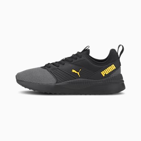 Pacer Next FFWD Kids' Sneakers JR, Black-Black-Dandelion, small
