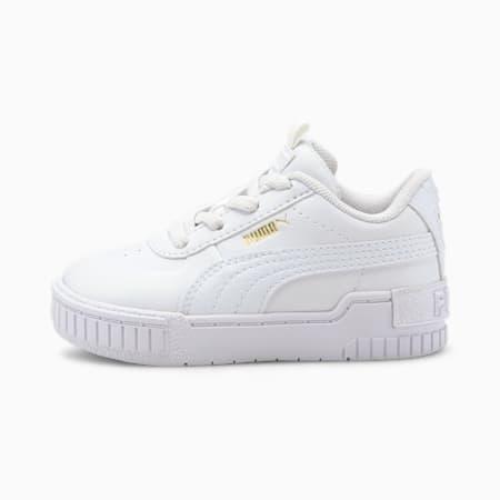 Zapatos Cali Sport para bebé, Puma White-Puma White, pequeño