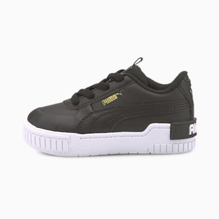 Zapatos Cali Sport para bebé, Puma Black-Puma White, pequeño