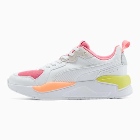 X-RAY Game Women's Sneakers, White-Bubblegum-Plein Air-Ca, small