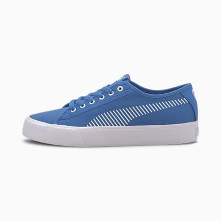 Bari Women's Sneakers, Palace Blue-Puma White-Gum, small