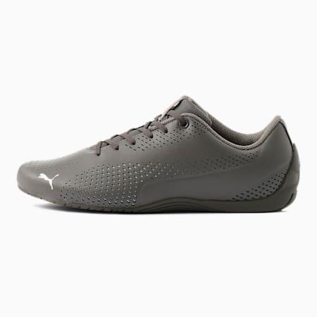 Drift Cat Ultra II Mix Men's Motorsport Shoes, Charcoal Gray-Puma White, small