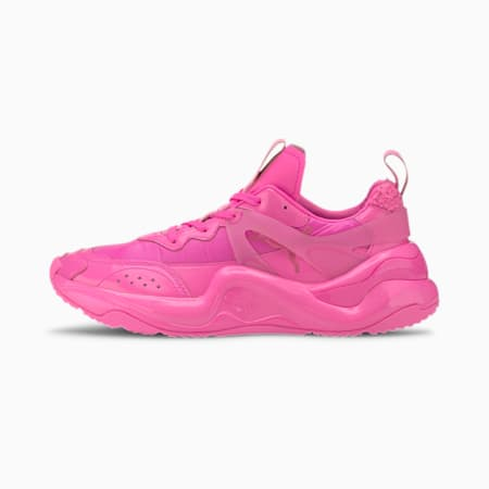 Rise Pretty Pink Women's Sneakers, Luminous Pink, small