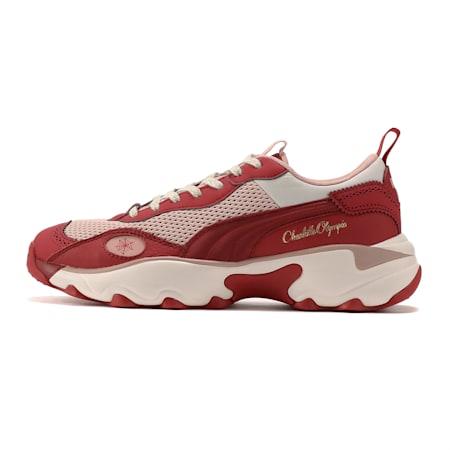 PUMA x CHARLOTTE OLYMPIA Pulsar Women's Sneakers, Red Dahlia, small