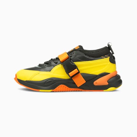 Buty sportowe PUMA x CENTRAL SAINT MARTINS RS-2K, Super Lemon-Puma Black, small