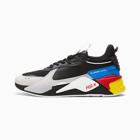 Zapatos deportivos RS-X Toys Reinvention, Puma Black-Puma White, pequeño