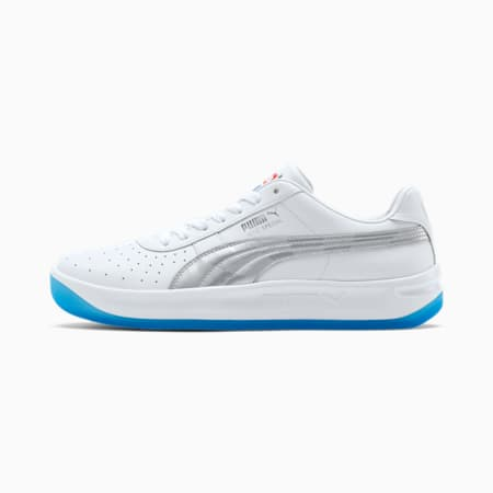 GV Special NYC Sneakers, White-Palace Blue-H Risk Red, small