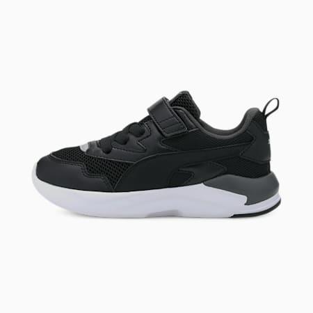 Basket X-Ray Lite Kids, Puma Black-Puma Black-Dark Shadow-Puma Silver, small