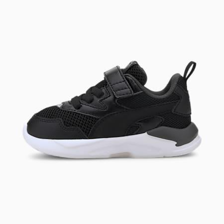 X-Ray Lite Baby Sneaker, Puma Black-Puma Black-Dark Shadow-Puma Silver, small