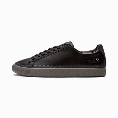 Zapatos deportivos Basket Trim NYCpara hombre, PBlack-Asphalt-Charcoal Gray, pequeño