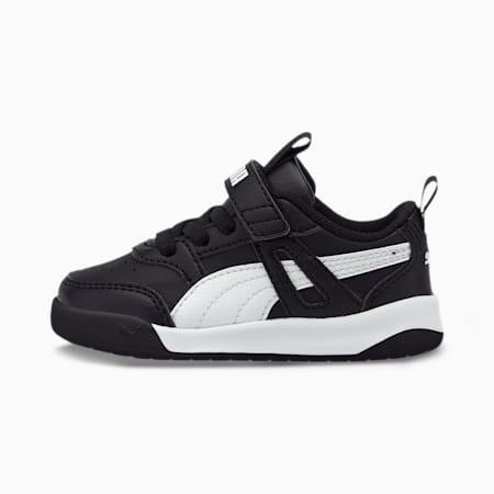 PUMA Backcourt SL Toddler Shoes, Puma Black-Puma White, small