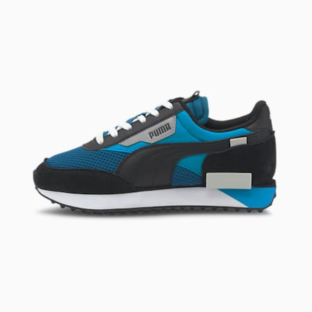 Future Rider Galaxy Youth Sneaker, Digi-blue-Dresden Blue, small