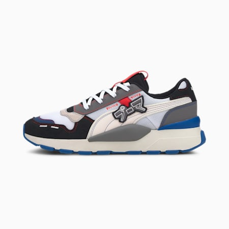 RS 2.0 Japanorama Sneakers, Puma Black-Whisper White, small-IND