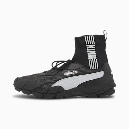 Centaur King Trainers, Puma Black-Puma White, small