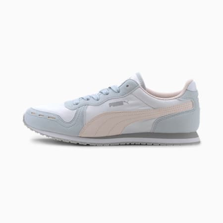 Cabana Run Women's Sneakers, White-PleinAir-Rosewate-Gray, small