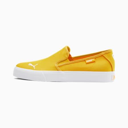 Bari Slip-On Women's Shoes, Super Lemon-Puma White, small