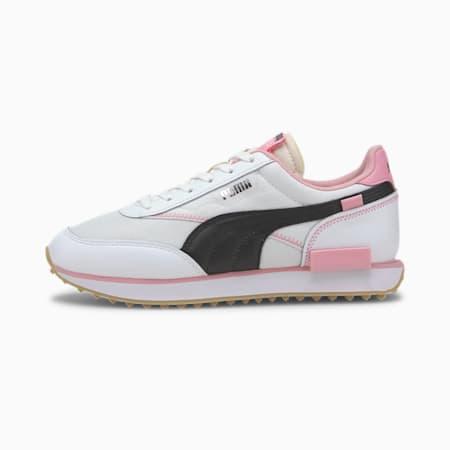 PUMA x VON DUTCH Future Rider Women's Sneakers, Puma White, small-IND