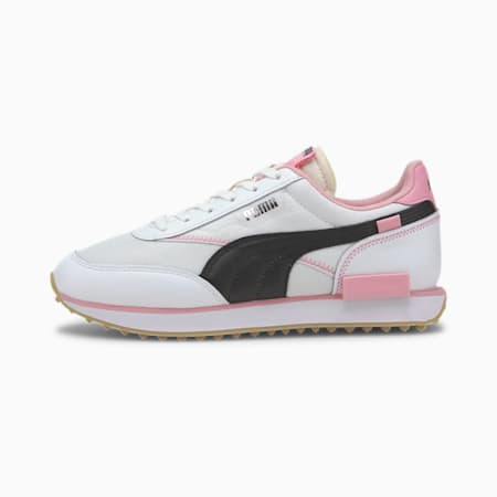 PUMA x VON DUTCH Future Rider Women's Sneakers, Puma White, small