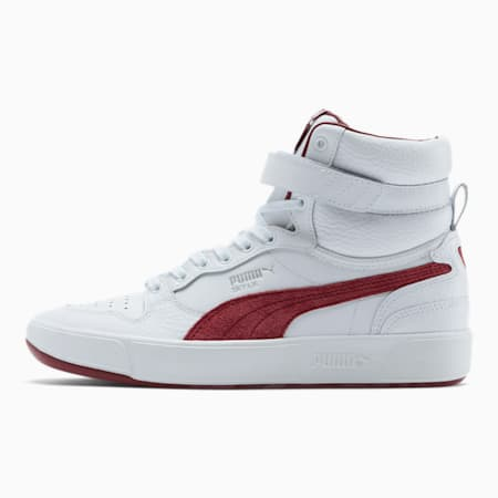 Zapatos deportivos PUMA x DEF JAM Sky LX, Puma White-Cordovan, pequeño