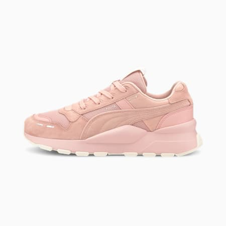 RS 2.0 Soft Women's Trainers, Peachskin-Marshmallow, small-GBR