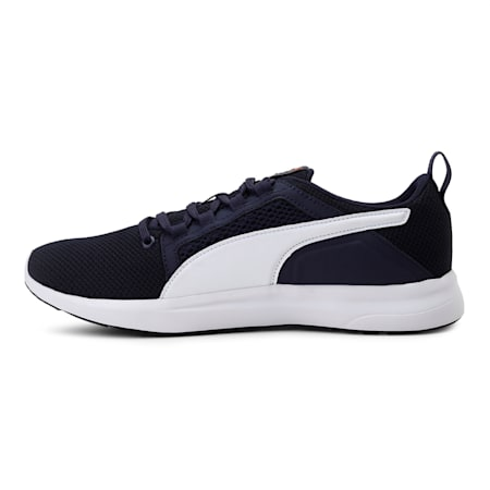 Ron IDP Men's Shoes, Peacoat-Puma White-Vibrant, small-IND